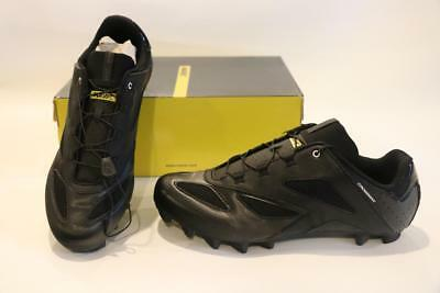 68f27e28f90 New Mavic Crossmax MTB Black Mountain Bike Shoes EU 39 1 3 Men 6.5 Women  7.5 SPD
