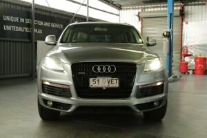 2008 Audi Q7 MY08 TDI Quattro Condor Grey 6 Speed Sports Automatic Wagon Myaree Melville Area Preview