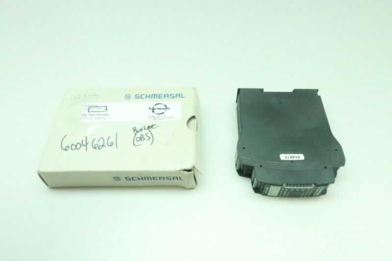 Schmersal AES1337 Safety Relay 24v-ac/dc