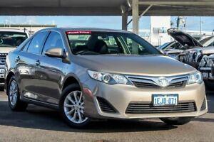 2012 Toyota Camry AVV50R Hybrid H Magnetic Bronze 1 Speed Constant Variable Sedan Hybrid