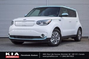 2018 Kia SOUL EV EV Luxury LUXURY (WINTER TIRES)