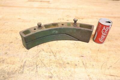 Good Used Original Vintage Oliver Tractor Sway Wear Block For 3 Point Hitch