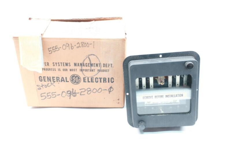 General Electric Ge 12HFA51A49F Relay 115v-ac
