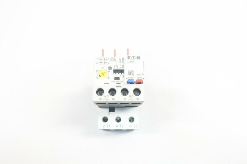 Eaton C440A1A045SDD Overload Relay 9-45a Amp