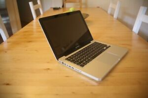Apple Macbook Pro,with brand new: 16GB of ram/500SSD/excellent cond/i5