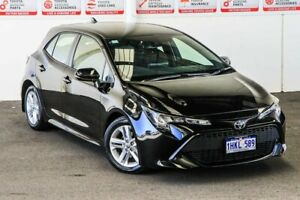 2020 Toyota Corolla Mzea12R Ascent Sport Eclipse Black 10 Speed Constant Variable Hatchback