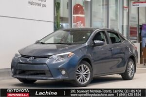 2015 Toyota Corolla LE - B package REMOTE STARTER! HEATED SEATS!