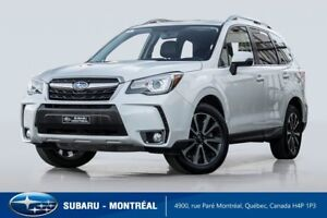 2017 Subaru Forester XT Limited One owner, lease return