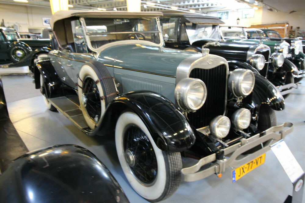 Lincoln 151 Roadster 1926
