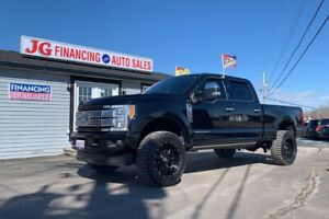 2018 Ford F-250 Platinum