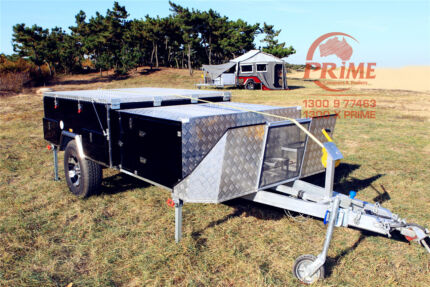 Demo Unit - Premium Forward Folding Hard Floor Off Road Campers Pooraka Salisbury Area Preview