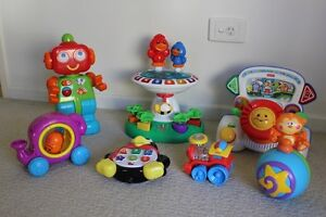 Fisher Price and Other Assorted Toys Carindale Brisbane South East Preview