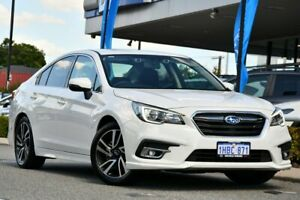 2020 Subaru Liberty B6 MY20 2.5i CVT AWD Crystal White 6 Speed Constant Variable Sedan Melville Melville Area Preview