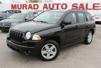 2009 Jeep Compass !!! 4 CYL, 2.4 LTR ENGINE GREAT ON GAS !!! Oshawa / Durham Region Toronto (GTA) Preview