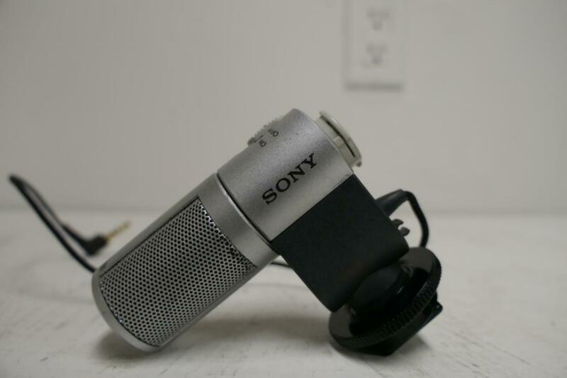 Sony ECM-MSD1 Camcorder Microphone ~ FREE SHIPPING