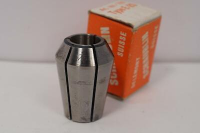 New Schaublin Swiss E-25 12.5mm Collet For Emco Maximat Milling Machine Or Lathe