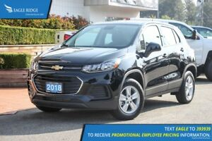 2018 Chevrolet Trax LS AWD, Backup Camera, Bluetooth