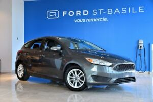 2016 Ford Focus SE / CAMERA RECUL / BLUETOOTH