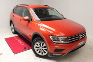 2018 Volkswagen Tiguan 7 PASSAGERS+4MOTION+COMMODITÉ 7 PASSAGERS