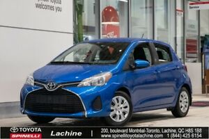 2015 Toyota Yaris LE AIR CONDITIONED! BLUETOOTH! SUPER PRICE! HU