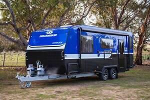 "2016 Dreamseeker Jumbuck 20'6"" - On road, Bunk van, Choose colour Somerton Hume Area Preview"