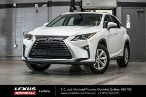 2016 Lexus RX 350 AWD; CUIR TOIT CAMERA ANGLES MORTS LSS+ BLIND