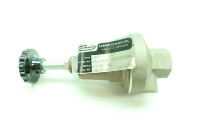 Cashco 1465 Pressure Reducing Regulator Valve 10-80psi 14in Npt