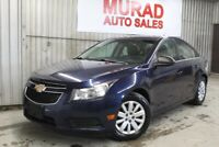 2011 Chevrolet Cruze Oshawa / Durham Region Toronto (GTA) Preview