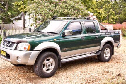 2006 Nissan Navara Ute
