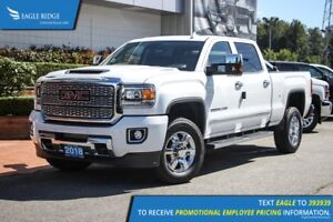2018 GMC Sierra 3500HD Denali Navigation, Heated & Ventilated...