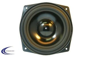 Dynavox 165 mm Basslautsprecher 4 Ohm DY166-9A - HIFI Lautsprecher PA Subwoofer