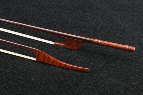 Snakewood Richard Wilson Marais Model Bass Viol Bow 840MM 72g-76g