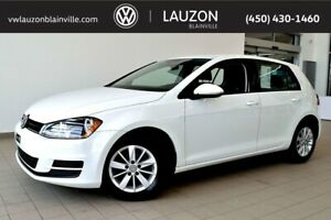 2015 Volkswagen Golf Trendline cruise control package