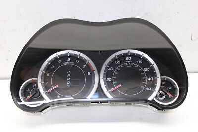 2010 ACURA TSX - SPEEDOMETER INSTRUMENT GAUGE CLUSTER 78100TL2A021