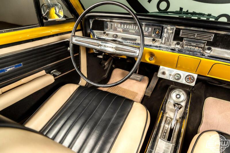 Image 7 Voiture American classic Buick Skylark 1966