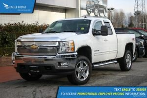 2011 Chevrolet Silverado 2500HD LTZ Leather, Heated Seats