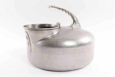 Vintage Babson Surge Milker Stainless Steel Milk Can