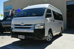 2014 Toyota HiAce KDH223R MY12 Upgrade Commuter 4 Speed Automatic Bus East Brisbane Brisbane South East Preview
