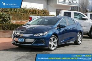 2019 Chevrolet Volt LT Heated Seats & Backup Camera