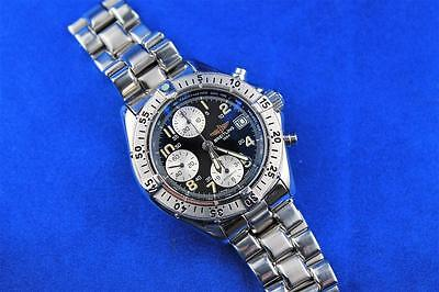 Breitling Colt Chronograph Automatic Stainless Steel Men's Watch A13035.1