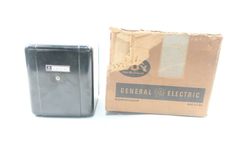 General Electric Ge CR28201740C2 Time Delay Relay 115v-ac