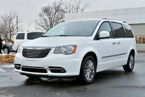 2014 Chrysler Town & Country *LIMITED*CUIR*NAVIGATION*DVD*