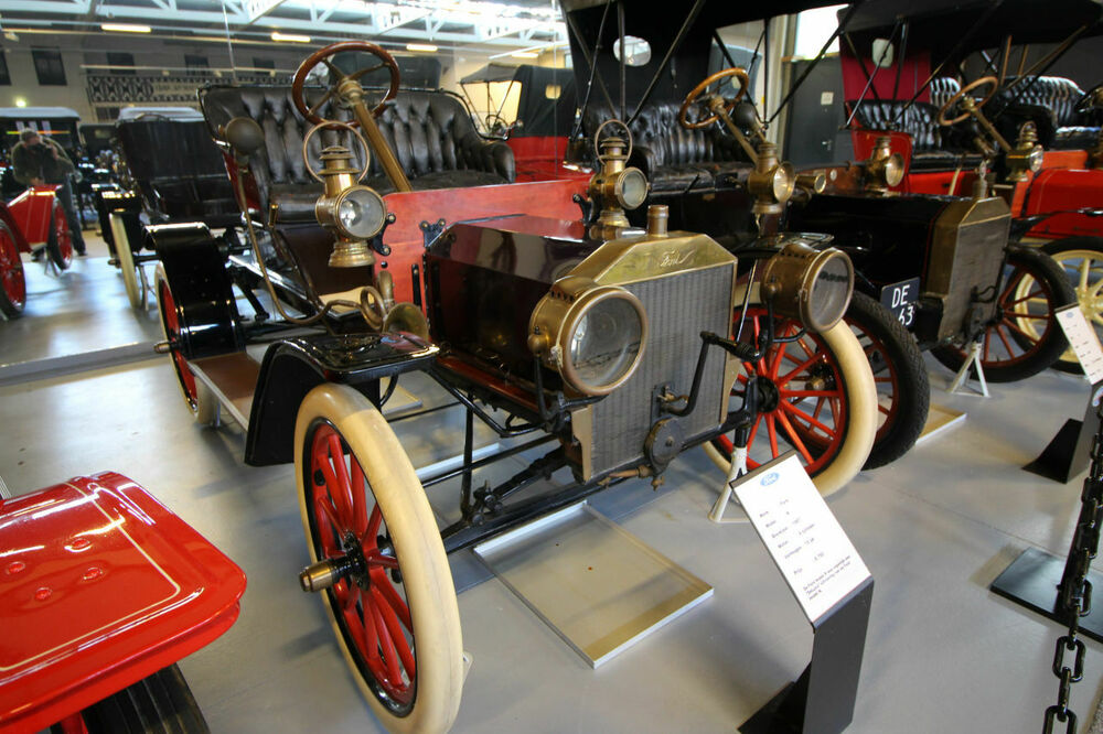 Ford R 1907