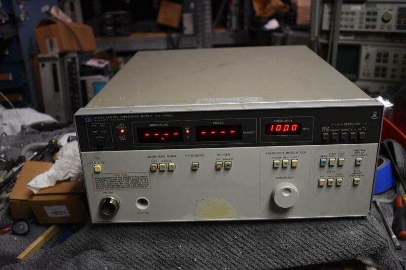 HP 4193A Impedance Analyzer 400kHz to 110MHz
