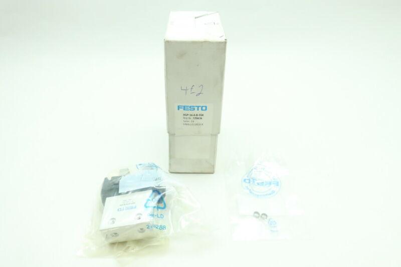 Festo HGP-16-A-B-SSK Parallel Gripper