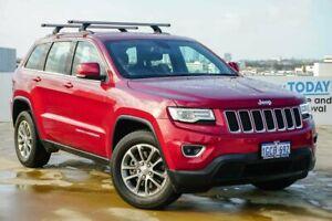 2014 Jeep Grand Cherokee WK MY2014 Laredo 4x2 Red 8 Speed Sports Automatic Wagon