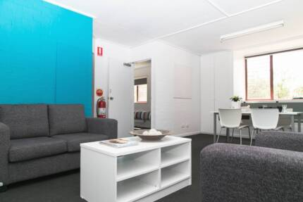 Apartments on campus at the University of Canberra!