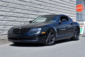 2005 Chrysler Crossfire *BLACK EDITION*MANUELLE*A/C*NOIR*BAS KIL