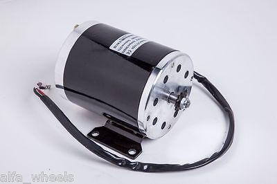 800w 36v Electric Motor W Bracket W25 Sprocket F Scooter Minibike Gokart