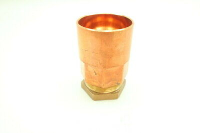 Copper Solder Joint Reducer 2in X 1in